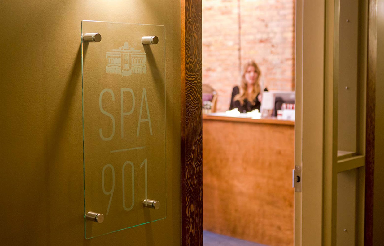 Spa 901 welcomes you