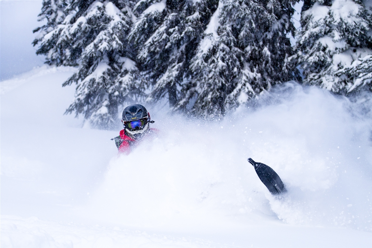 The Elk Valley is notorious for its deep, dry snow