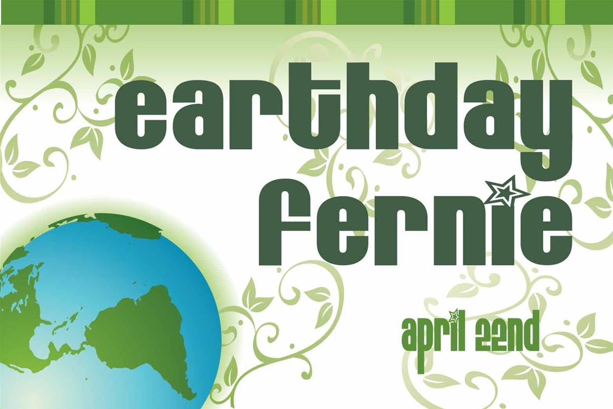 Earthday in Fernie