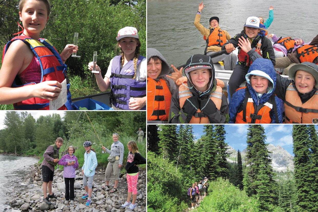 Elk Watershed Discovery Camp