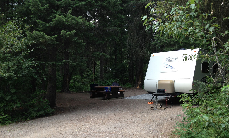 Mt Fernie Provincial Park Amp Campground