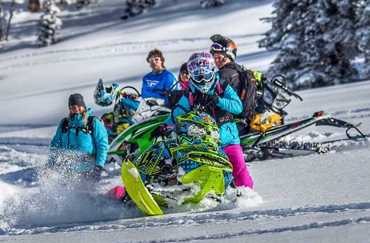 Snowmobile Skills & Avalanche Safety Courses